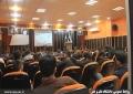 اولین دوره سینرژی دانشجویان مهندسی صنایع و ایمنی صنعتی برگزار شد