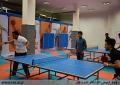 گزارش تصویری مسابقات تنیس روی میز دانشجویان دانشگاه علم و هنر