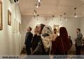 برپایی نمایشگاه آثار نگارگری دانشجویان دانشگاه علم و هنر