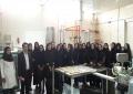 بازدید دانشجویان صنایع غذایی ازکارخانه زین یزد