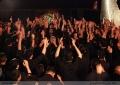استقبال پرشور از مراسم عزاداری  دهه اول محرم در دانشگاه علم و هنر
