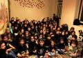 گزارش تصویری از مهدهای فرهنگی مذهبی ویژه عزاداران حسینی در دانشگاه علم و هنر