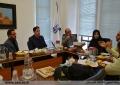 برگزاری جلسه ای با مسئولین دانشگاه با فرماندهی انتظامی استان یزد